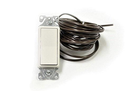 Hearth Products Controls  Low Voltage Decorative White Rocke