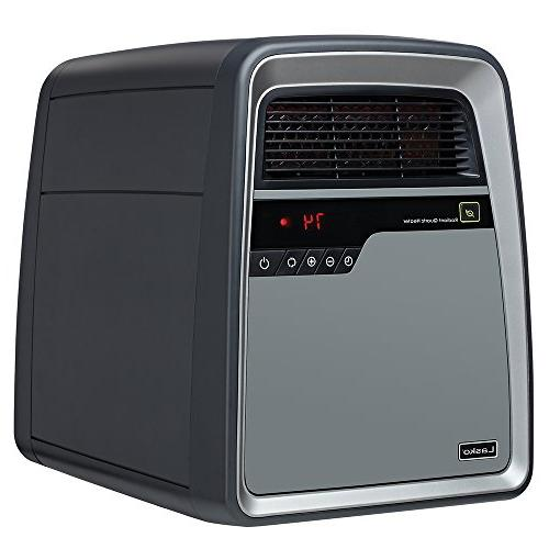 Lasko 6101 Infrared Quartz Console Heater
