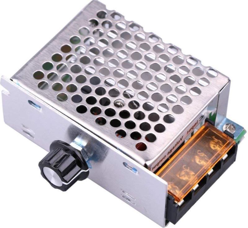 ac 110v 4000w scr voltage regulator speed