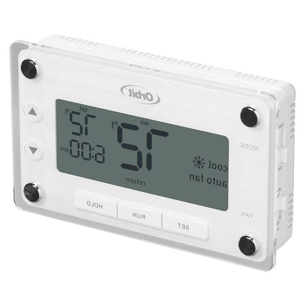 ac home thermostat best programmable heat cool