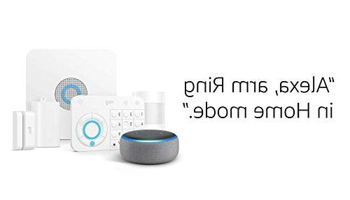Ring Kit Echo , Works Alexa