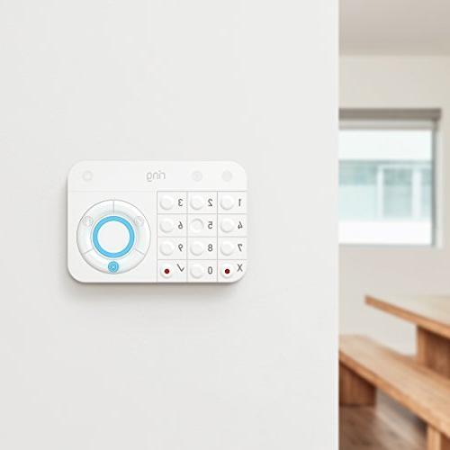 Ring Alarm Piece Kit + , Alexa