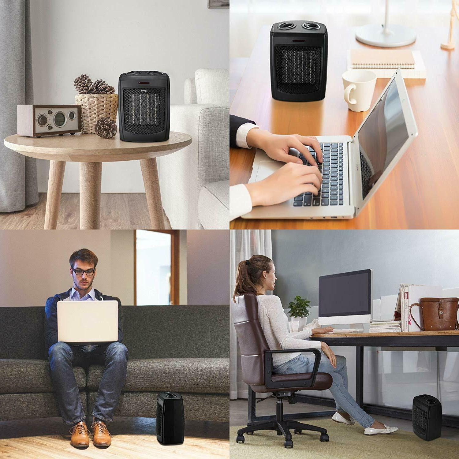 Andily Space Portable & Office Ceramic