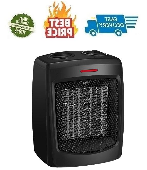 andily space heater electric portable home
