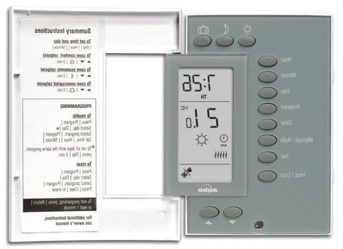 Aube Heat Cooling Programmable