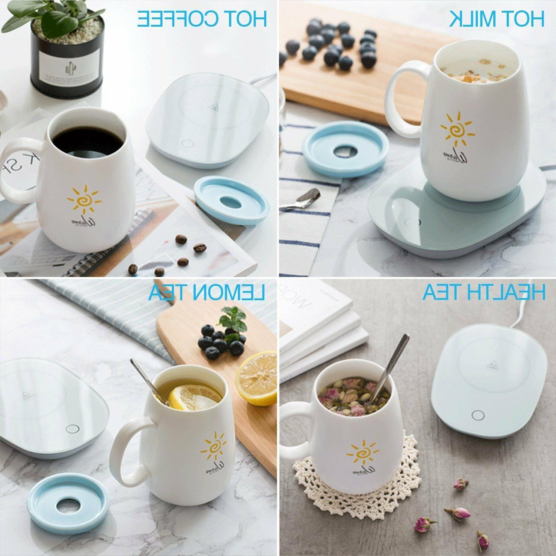 Automatic Thermostatic mug for Use Up 55℃