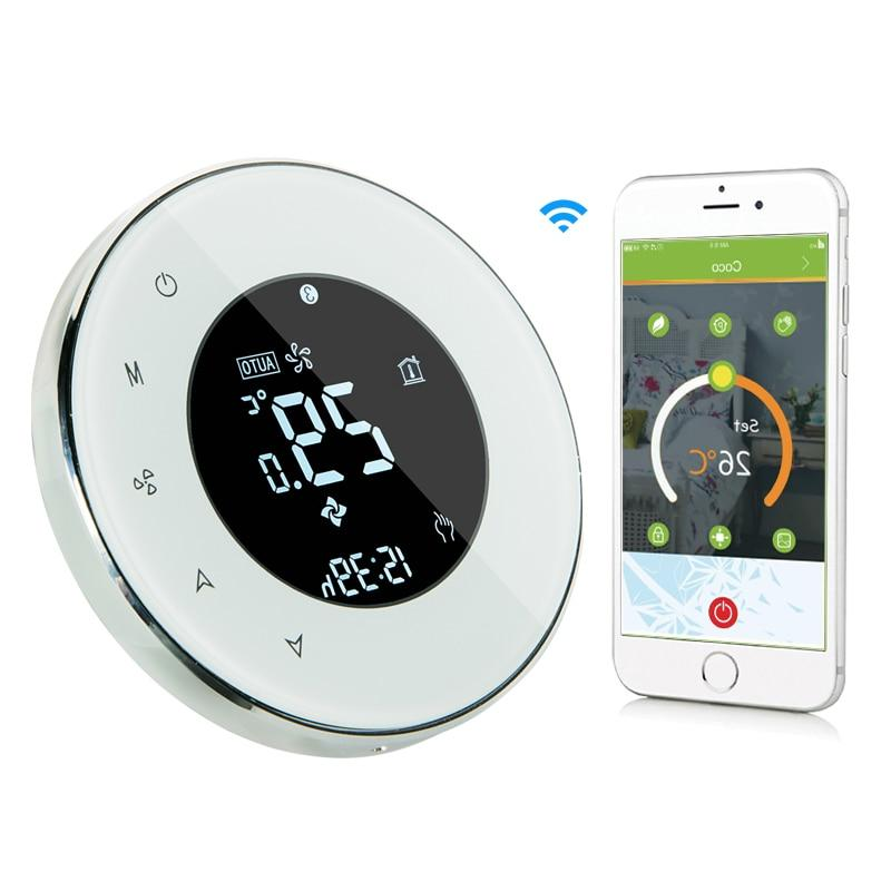 BHT-6000-GALWB floor <font><b>Thermostat</b></font> Works Alexa Google <font><b>Home</b></font>