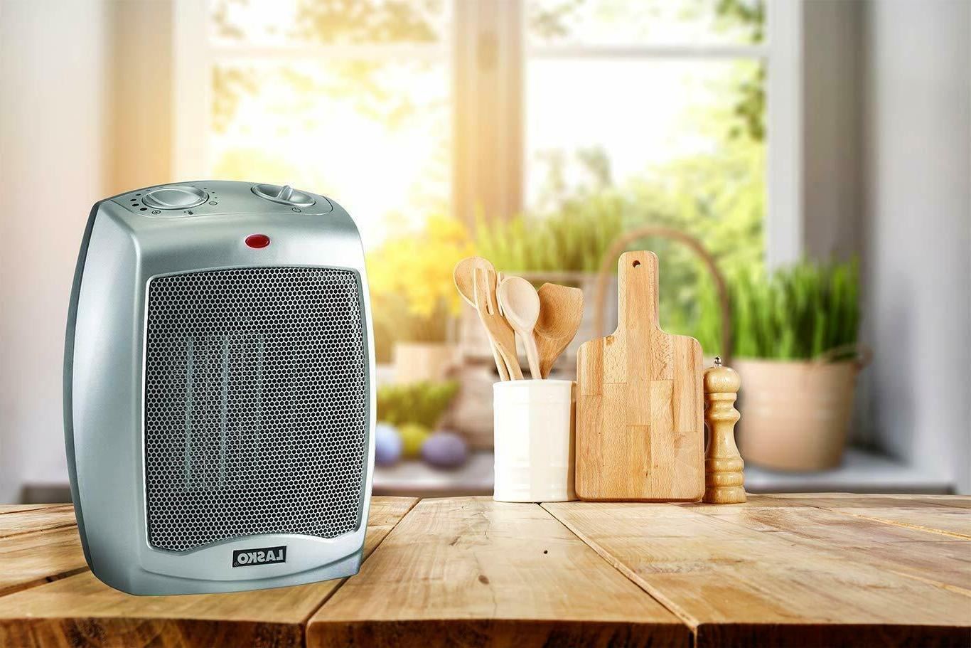 Ceramic Portable Space 754200 Heater Adjustable - Home or