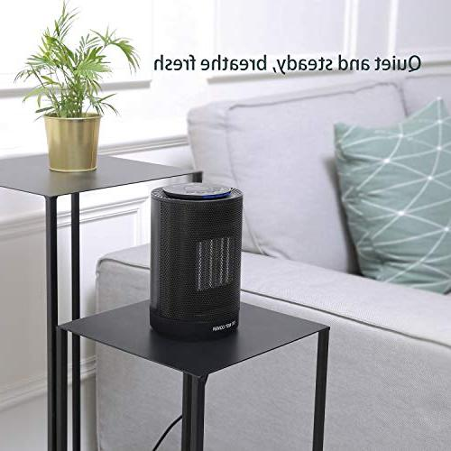MARNUR Heater - Oscillating Heater Adjustable Thermostat Heater and Protection for Home Office Safety