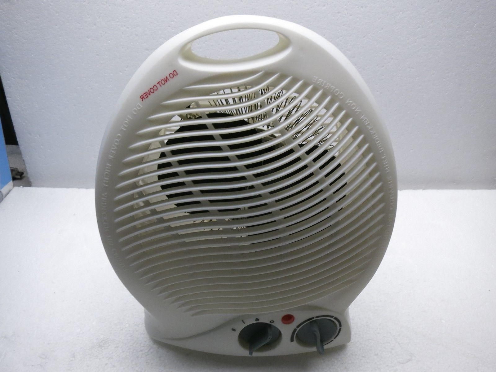 compact space heater fan portable home 1500w