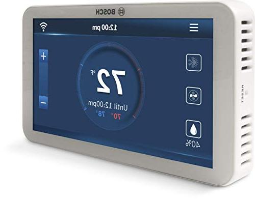 Bosch BCC100 Smart Phone Wi-Fi Thermostat - -