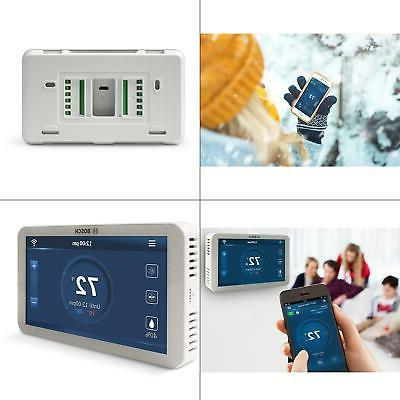 connected control wi fi thermostat