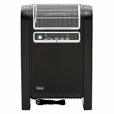 Lasko Cyclonic Ceramic Heater, Model 760000, 1 ea