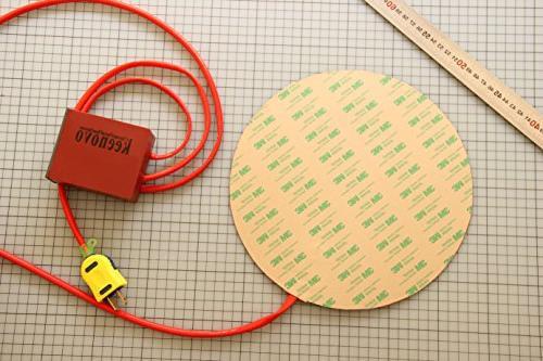 KEENOVO Mat, Tank Pad, w/Digital Thermostat