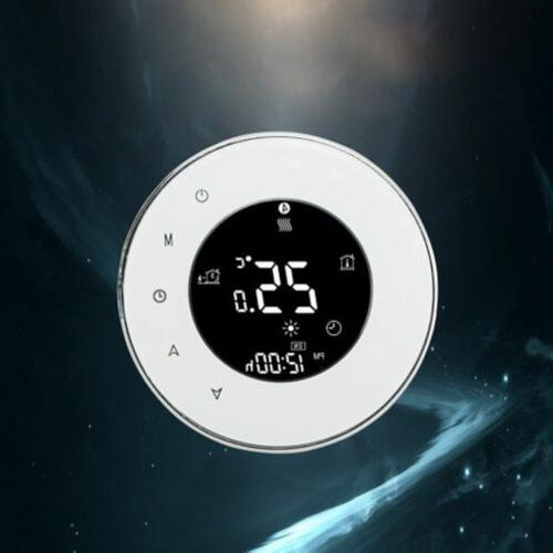 Digital Electric Heating Thermostat - Home Amazon Alexa