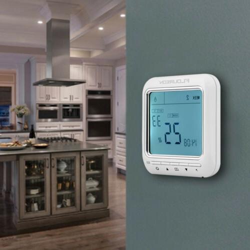 Digital Dual Temperature Temp Controller NTC