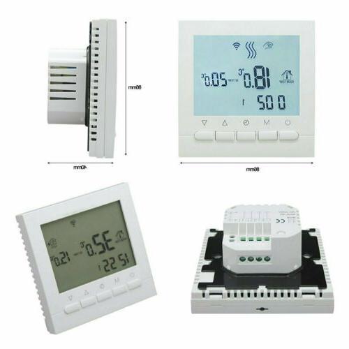 Digital LCD Smart 16A Home