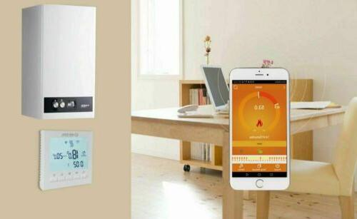 Digital LCD Smart Switch Home Heating