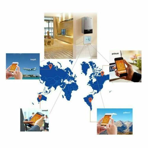 Digital LCD Temperature Controller Smart Home Room