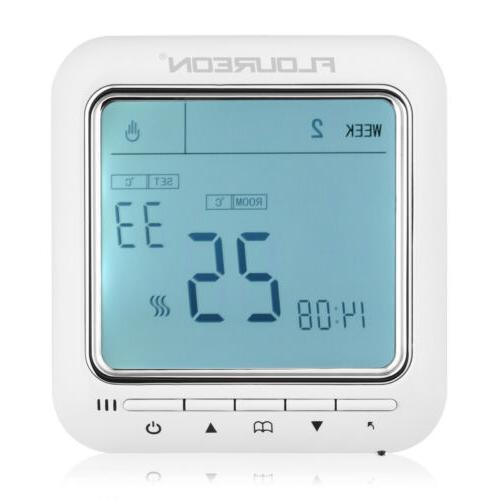 Digital Smart 16A Home Heating