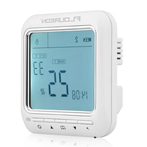 Digital LCD Smart Thermostat Home Heating