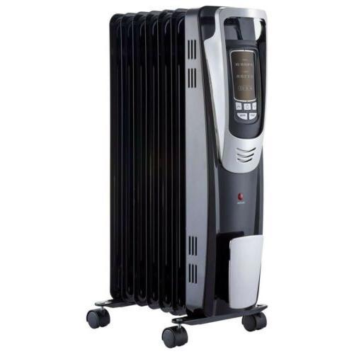 Pelonis Heater, Black