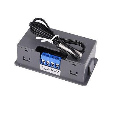 Digital Temperature Controller Smart Home 12V Thermostat Display