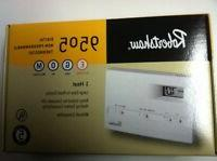 Robert Shaw Digital Thermostat 9505 Non-Programmable does no
