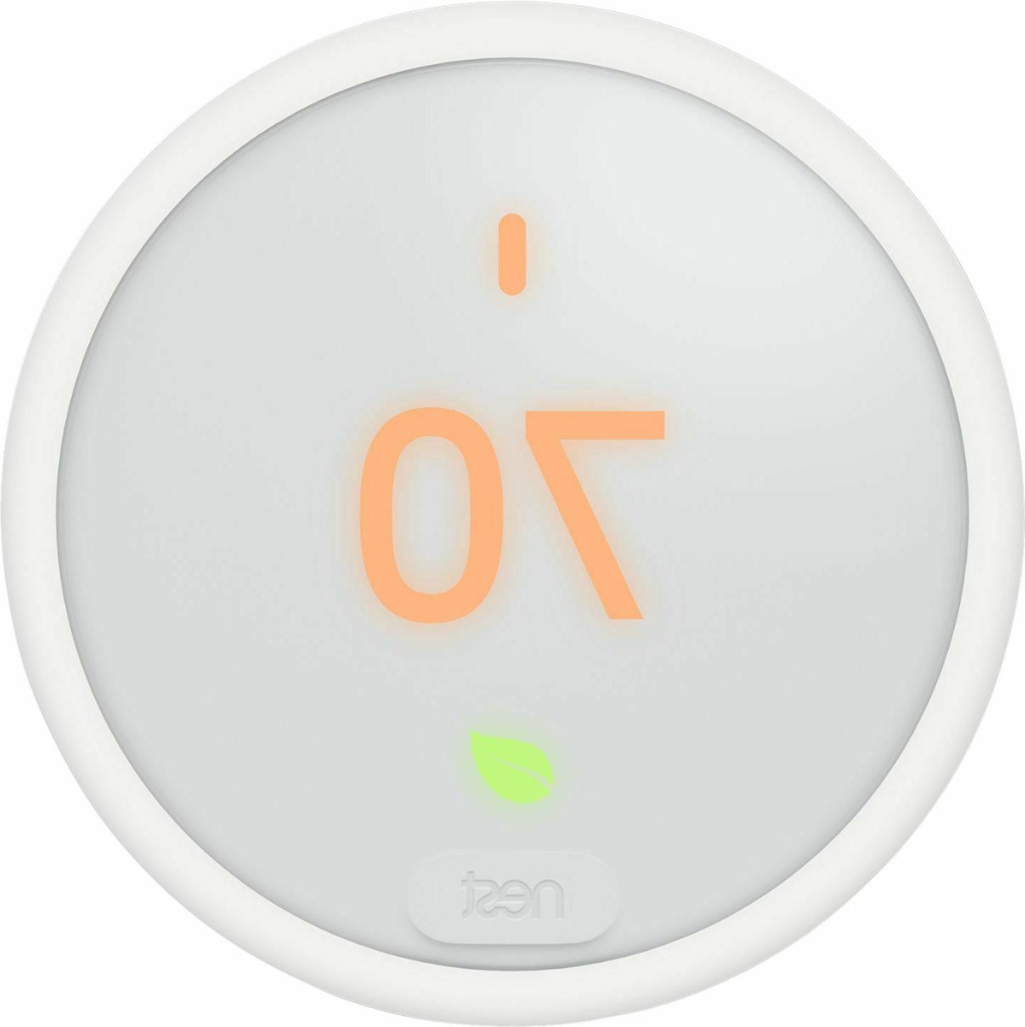 ecobee - ecobee4 Wi-Fi Thermostat w Room Sensor & Built-In A