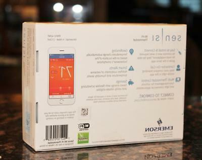 Emerson Programmable Thermostat for Smart Home in