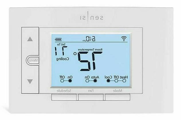 emerson st55 wi fi programmable thermostat