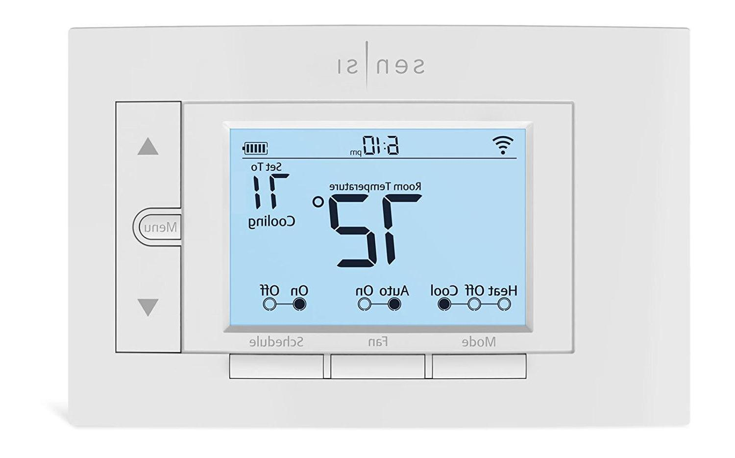 emerson wi fi thermostat for smart home