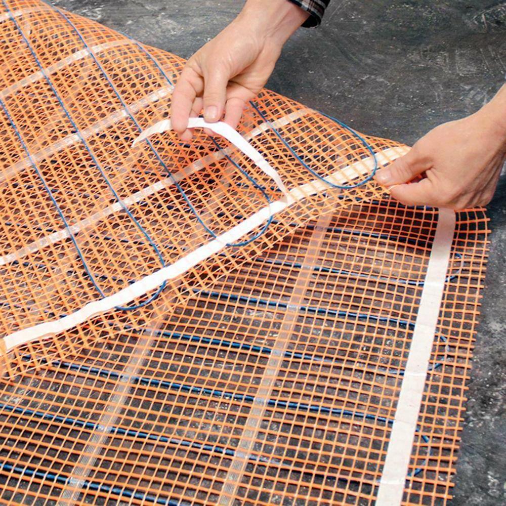 SunTouch Mat 8 ft. in. Radiant Underfloor Tile