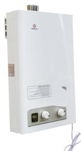Eccotemp Propane Indoor Water