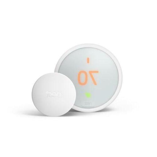 Google Home + Nest E Thermostat