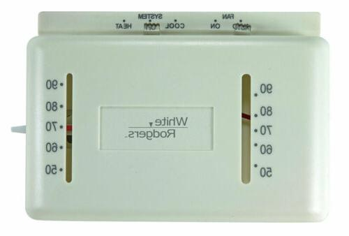 heating cooling mechanical thermostat