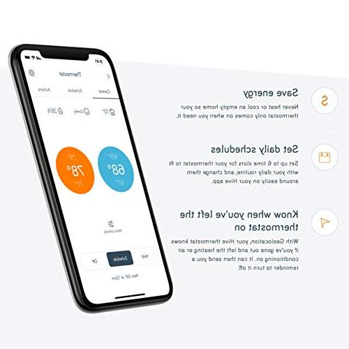 Smart + Hive with Google Home, Requires