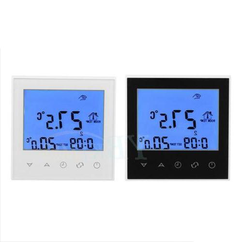 Home Digital Thermostat LCD NTC