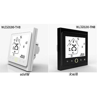 Home Digital Floor Wall Heating Controller Sensor