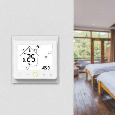 Home Digital Thermostat Floor Heating Controller