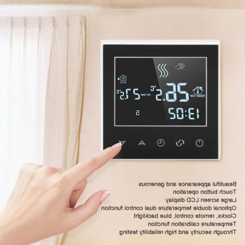 Home Digital Thermostat Touch Control