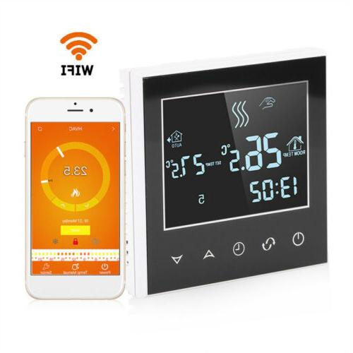 Home Programmable Wireless Digital LCD Touch App