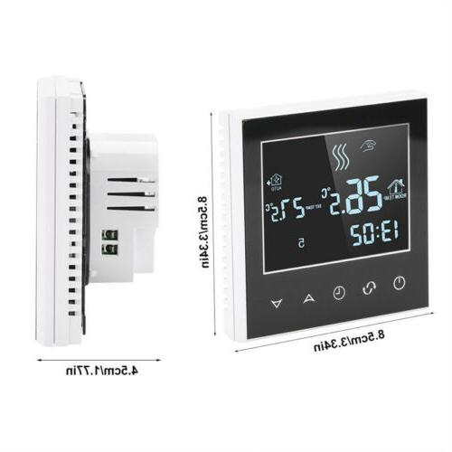 Home Wifi Wireless Digital LCD Touch App Control