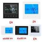 home programmable smart wifi wireless digital thermostat