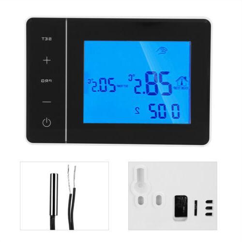 Digital LCD Touch App