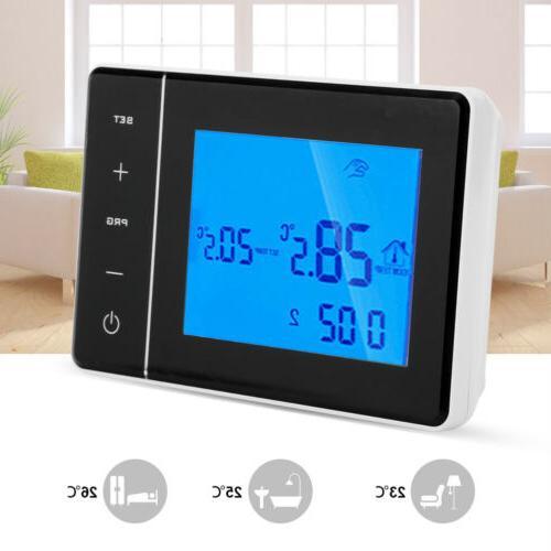 Home Digital Thermostat App Control C