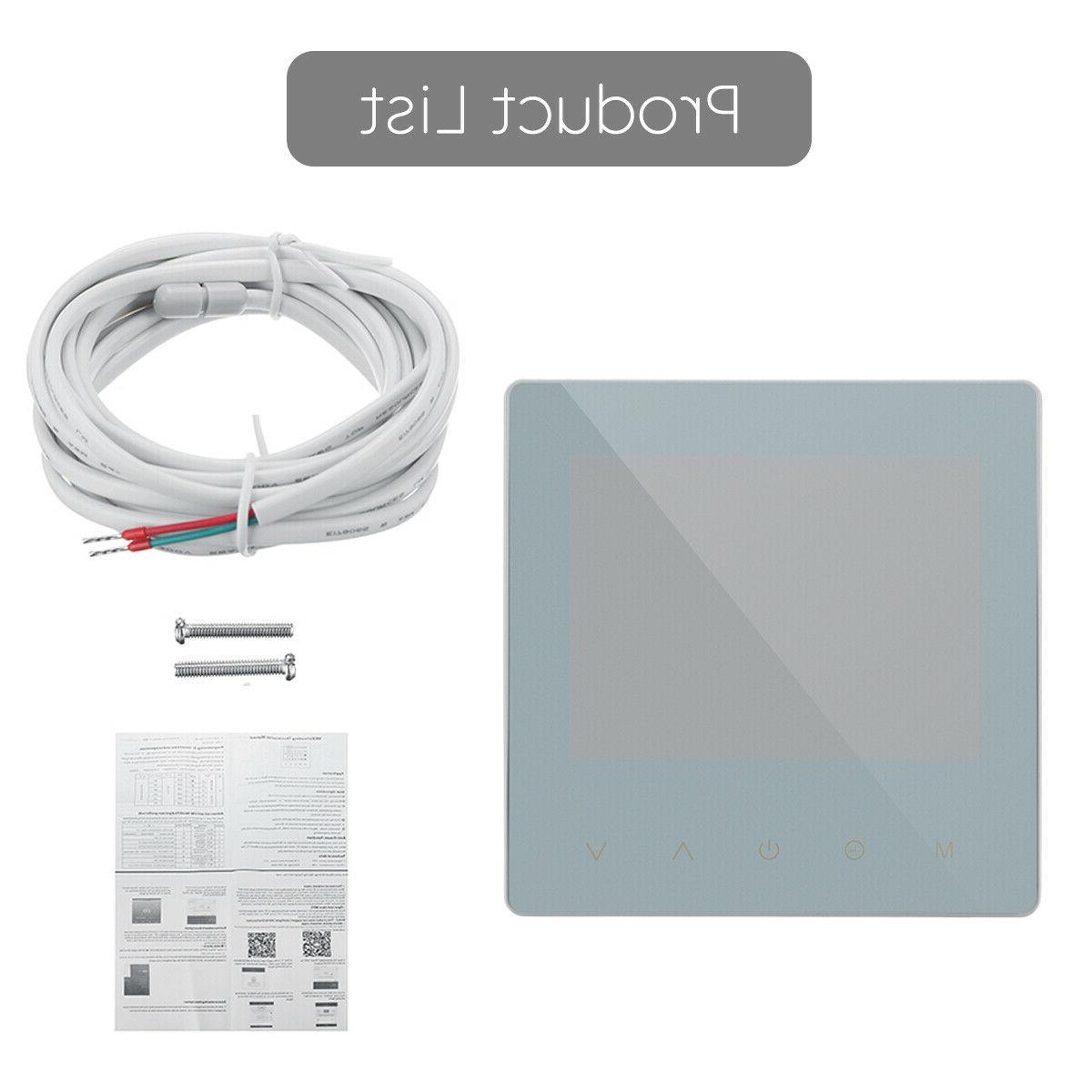 App Programmable LCD Wireless