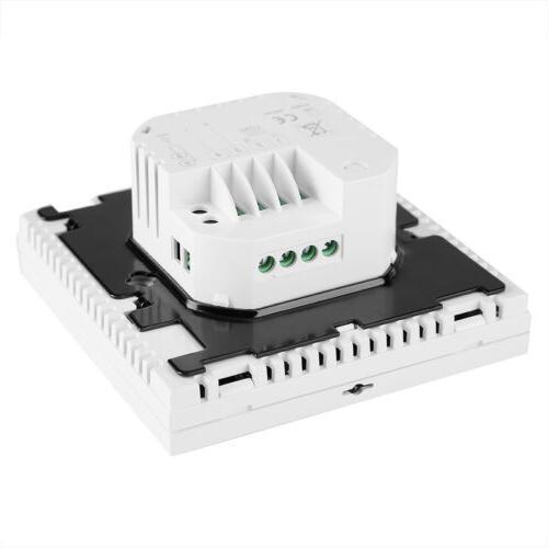 Home Programmable Wifi Heated Digital Screen