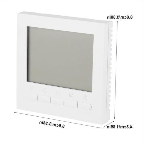 Home Heated Digital LCD Screen App