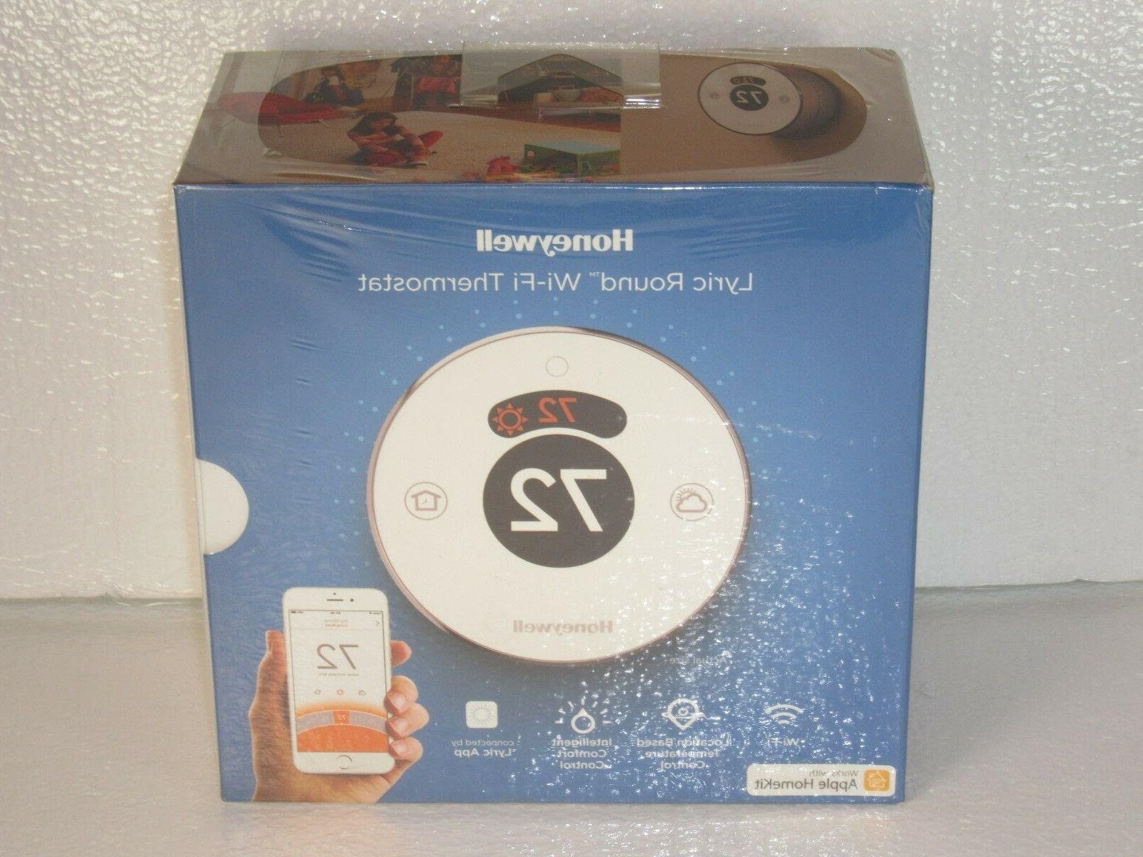 home round wi fi programmable thermostat rch9310wf5003